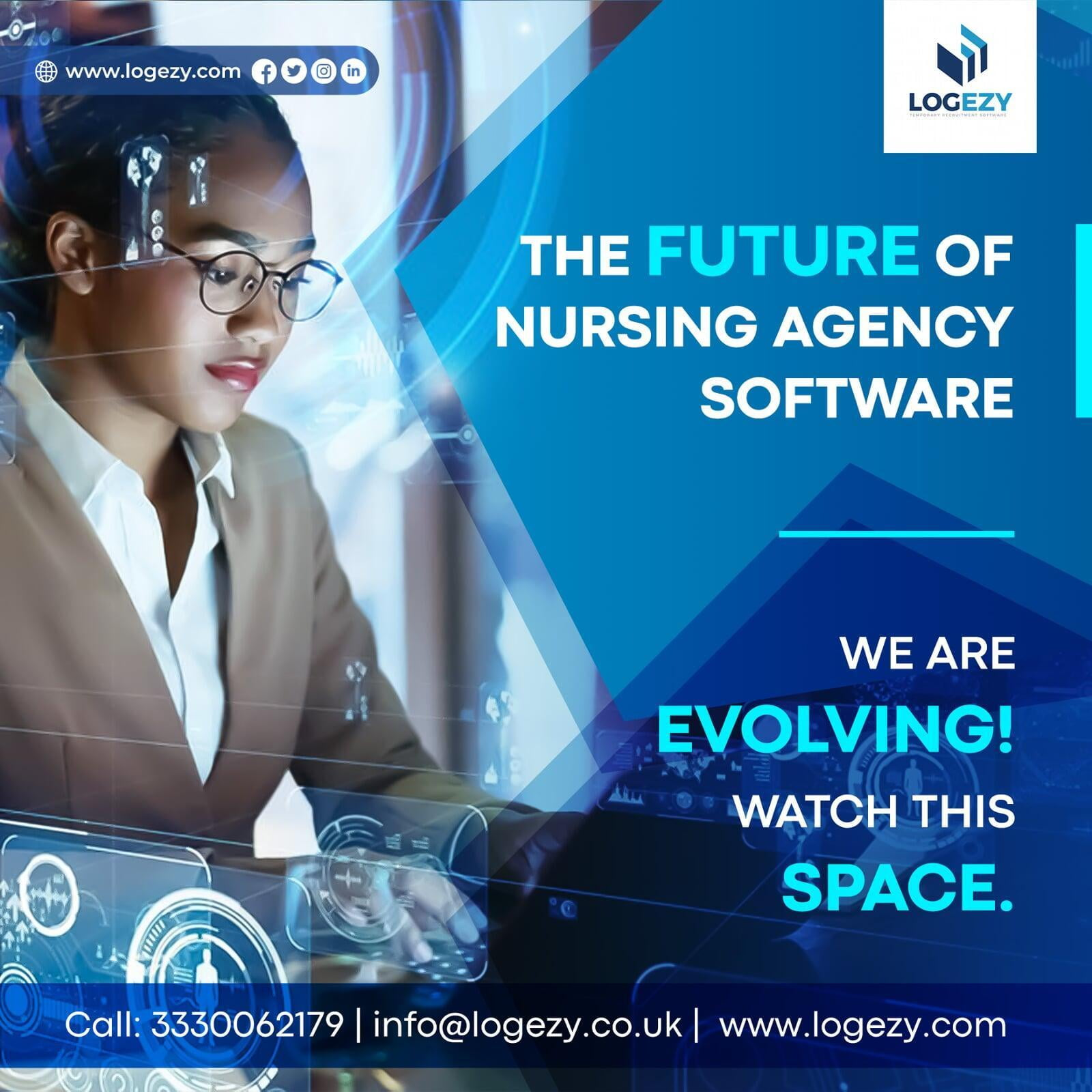 The Future Of Nursing Agency Software