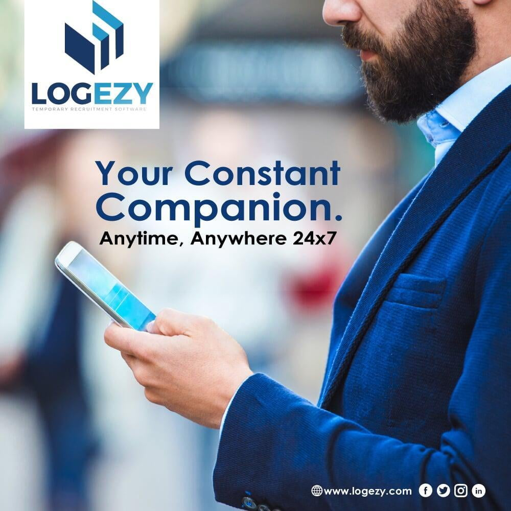Logezy Manager Mobile App
